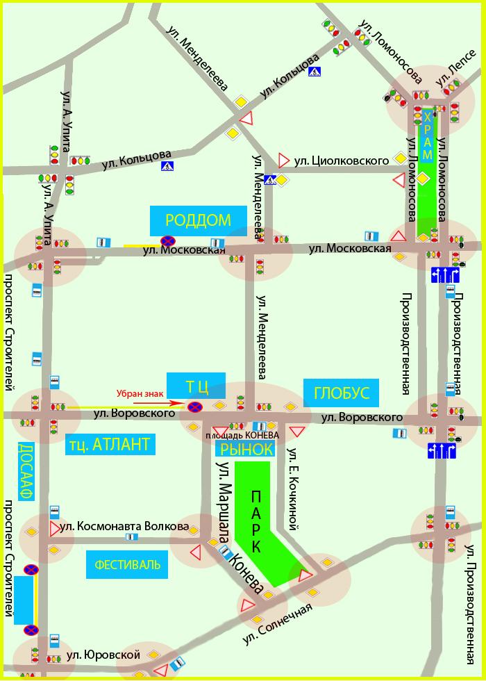 Гаи сайт киров калужская область карта - f